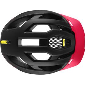 Mavic Echappée Trail Pro Helmet Women Pirate Black/Fiery Coral